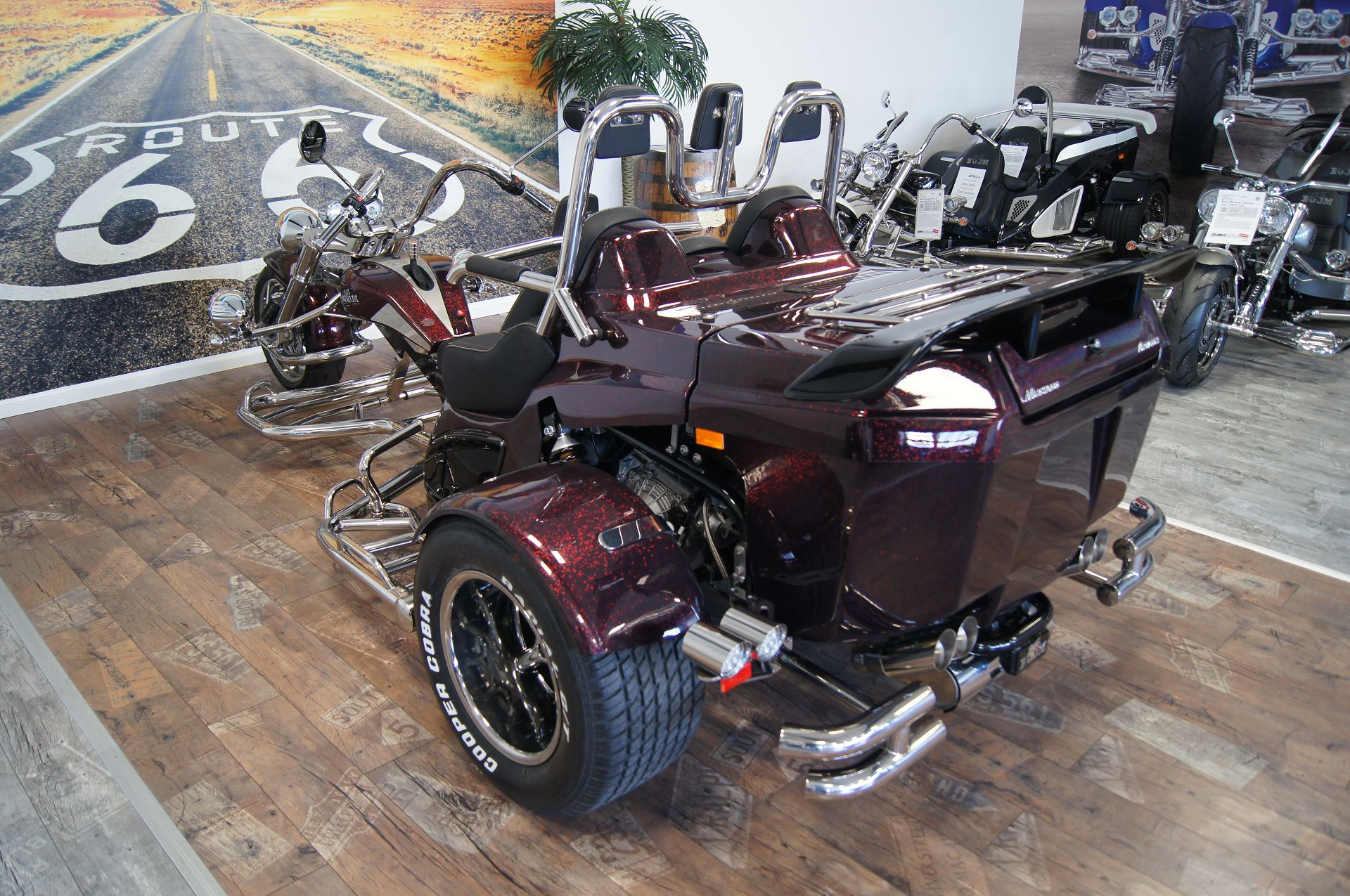 New and used BOOM Trikes - BOOM TRIKES